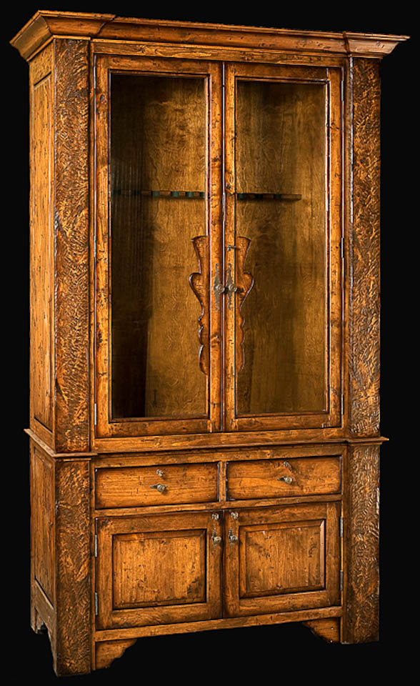 gun cabinets 171 reniassance west custom furniture and cabinetry