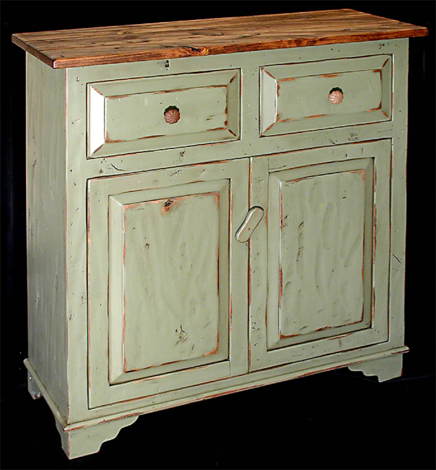 Bay View Entry Cabinet