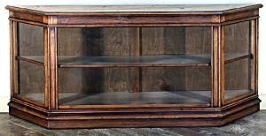 Trapezoid Sideboard