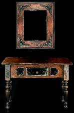 Tavern Console Table (70-105)