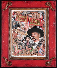 Tombstone Arizona Framed Poster